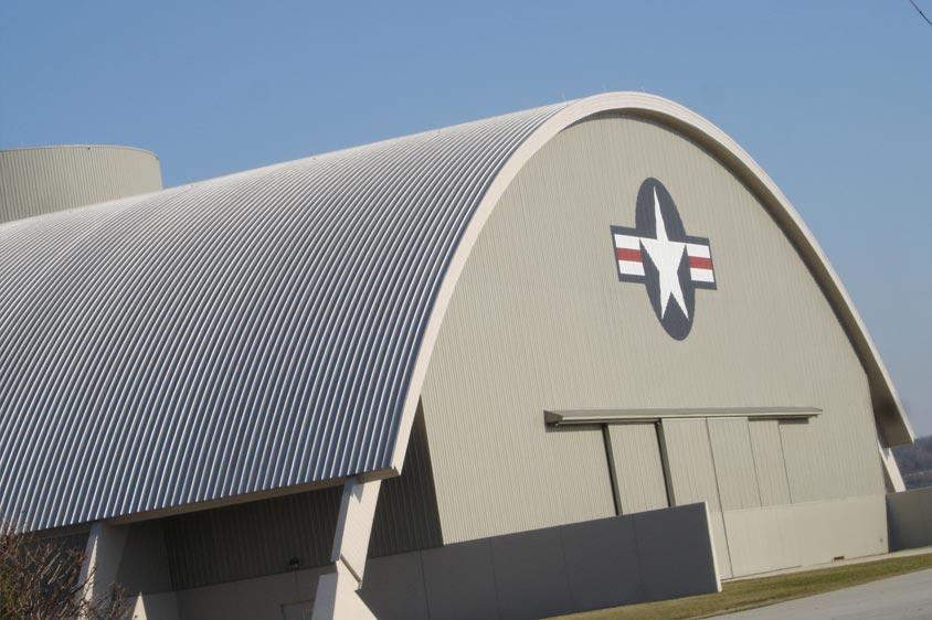 Military Hanger